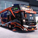 Indonesia Bus Simulator Livery BUSSID APK Mod Download for android