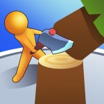 Lumber Rush – Craft World Craft Runner Remaster APK Mod Download for android