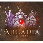 New Arcadia Online MMORPG like TibiaRucoy APK Mod Download for android
