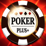 Poker Plus Free Texas Holdem Poker Games APK Mod Download for android