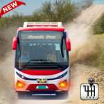 Coach Bus Simulator New Bus game APK Mod Download for android