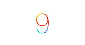iOS 9ロゴ