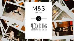 Image 1 Alexa Chung x M&S