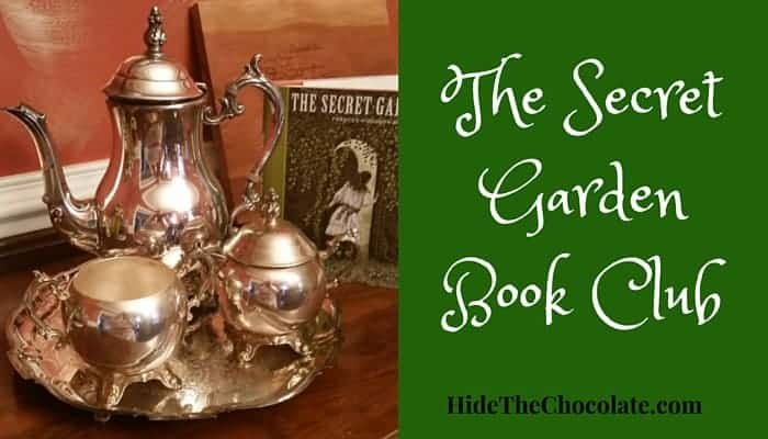Secret Garden Book Club