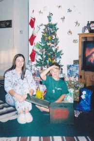 The infamous 2004 Christmas.