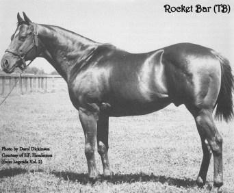 Rocket Bar TB #1