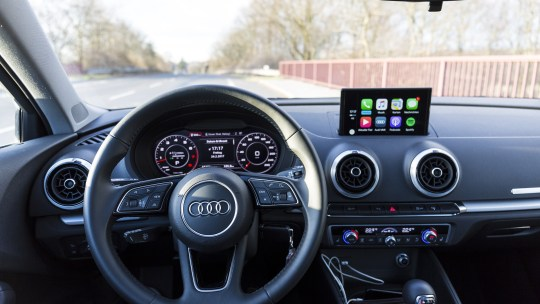 Introducing the Infotainment of the New Audi A3