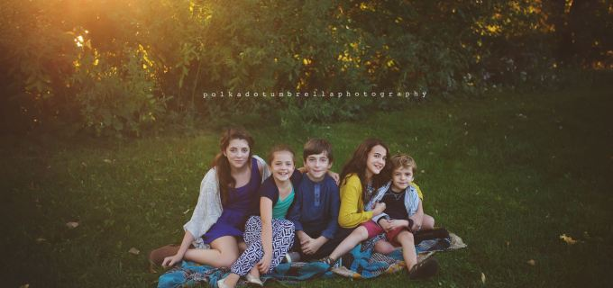 A Behind the Scenes Expose: The Real Story Behind that Perfect Family Photo