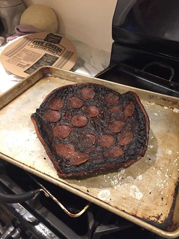 How One Burnt Pizza Changed Our Parenting