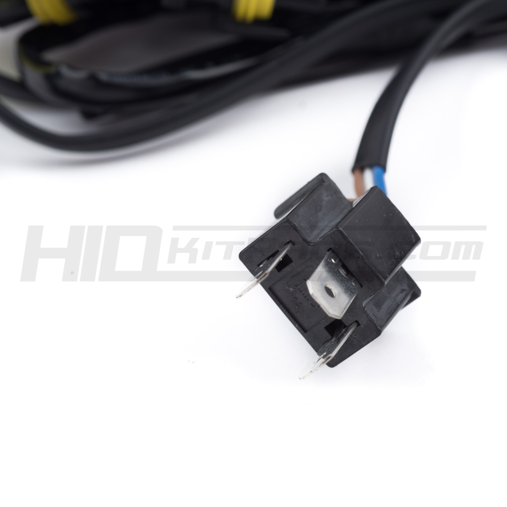 Hkp High Low Bi Xenon Hid Wiring Harness Kit Pros Wire