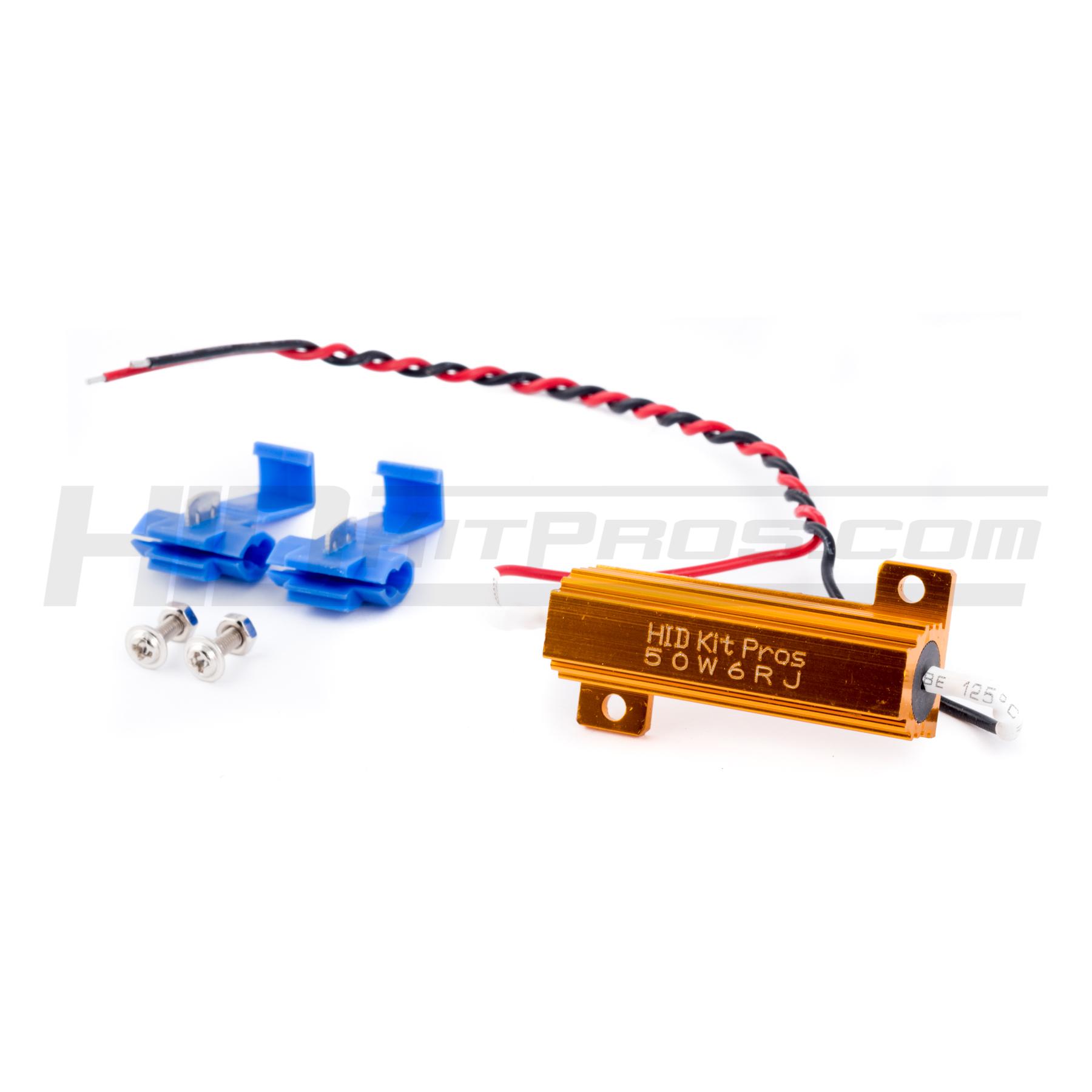 Ka24e Wiring Harness Install Library Specialties S13 Sr20det Led Hid Load Resistor Hyper Flash Fix Kit Pros Installing