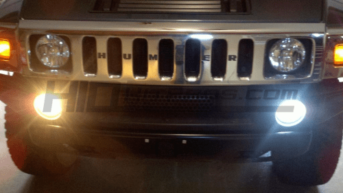 2007 2014 Chevrolet Tahoe Led Daytime Running Lights