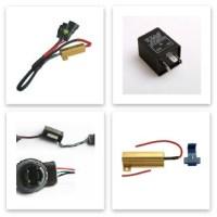 Capacitors | Resistors | Diodes