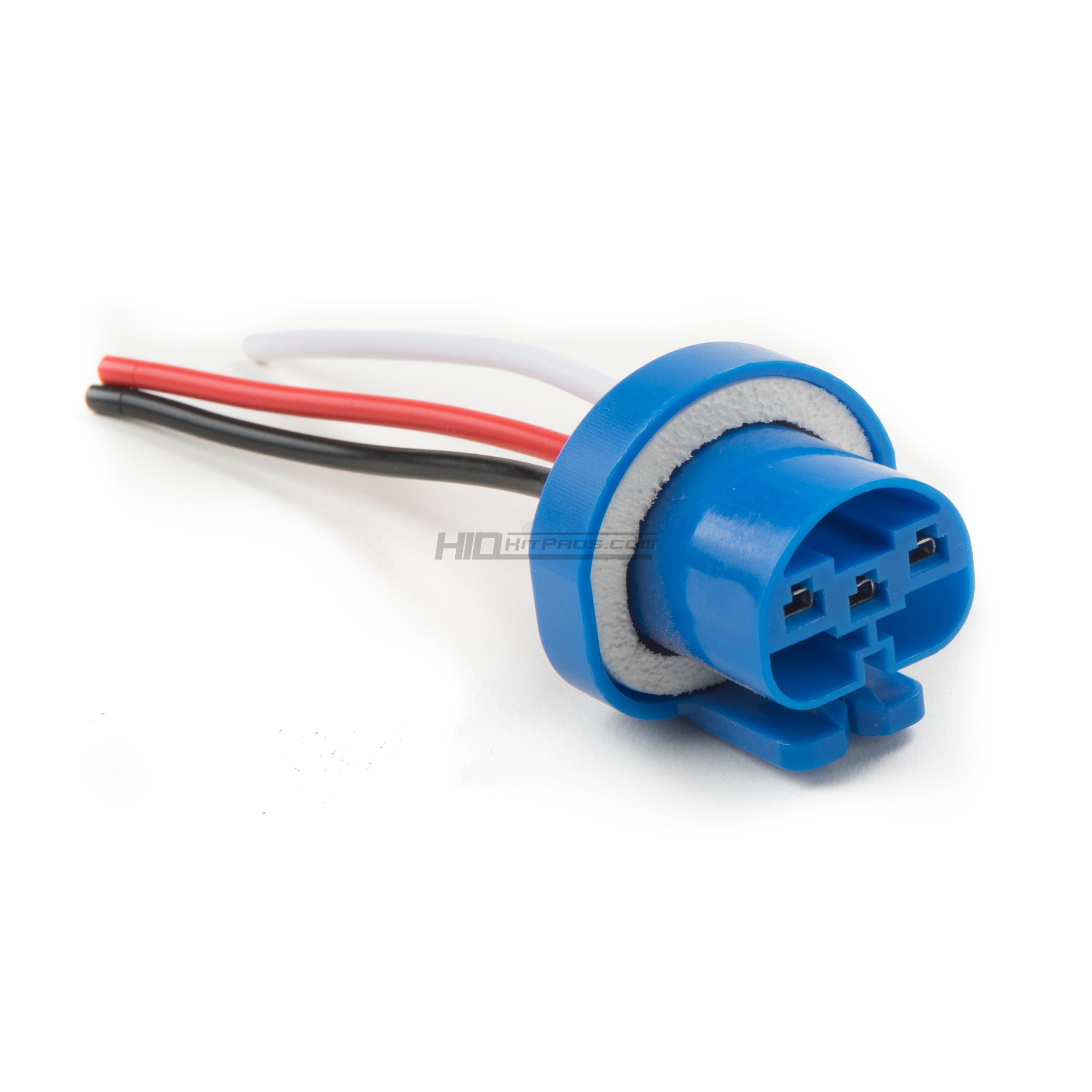 9004/9007 headlight wiring