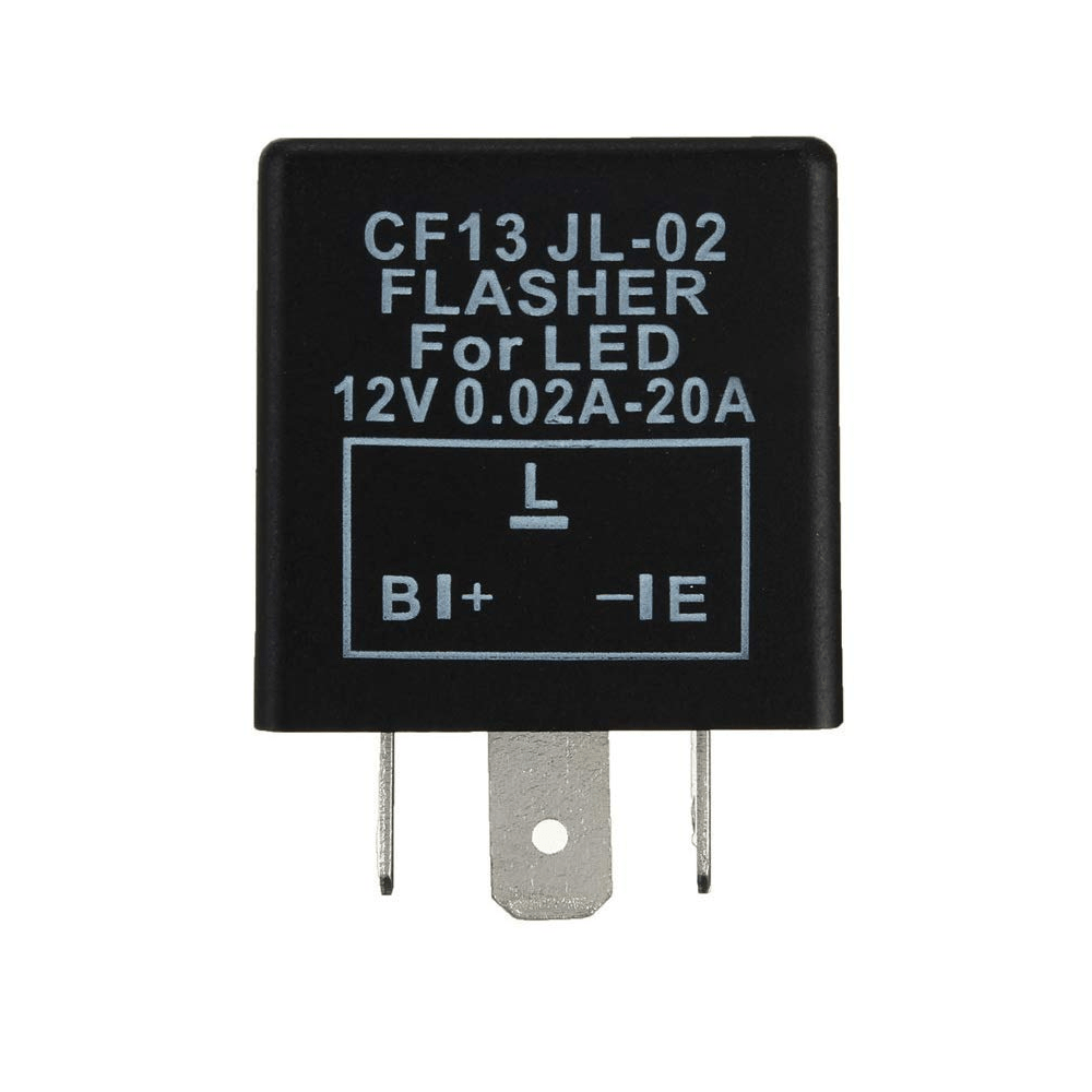 CF13 (EP34) LED Flasher Relay Module | HID Kit Pros