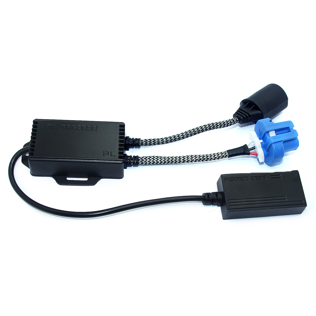 LumaWerx™ 9G LED Headlight Error Cancellers (Pair) | HID Kit Pros