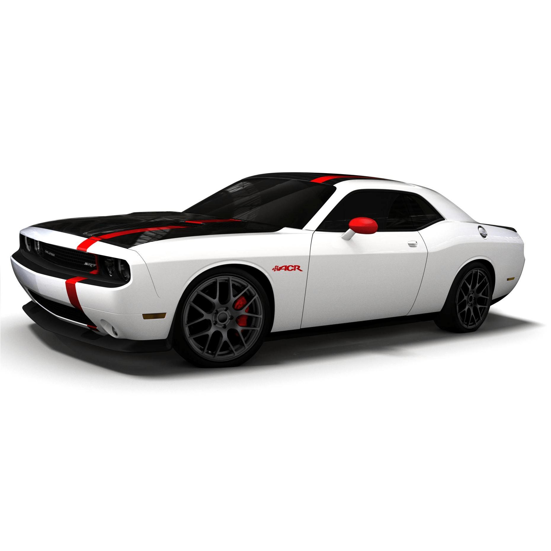 2015-2019 Dodge Challenger | LED Interior Lighting Package