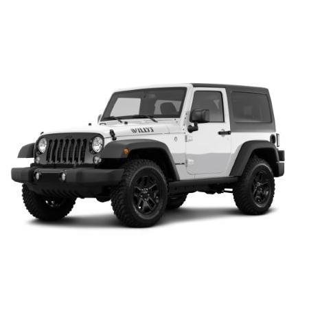 2007 2018 Jeep Wrangler Jk 2 Door Led Interior Lighting Package