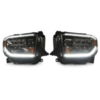 2007-2013 Chevrolet Silverado | Morimoto XB LED Headlamps