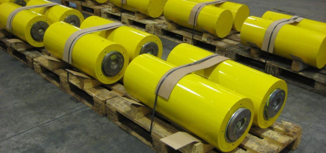 industrial hydraulic cylinders, hydraulic cylinder for industrial sector 19