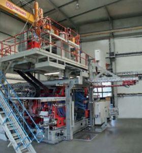 impianto stampaggio