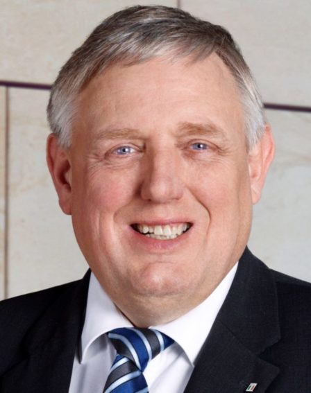 Portrait Minister Laumann