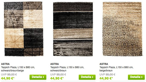 ASTRA-Teppich