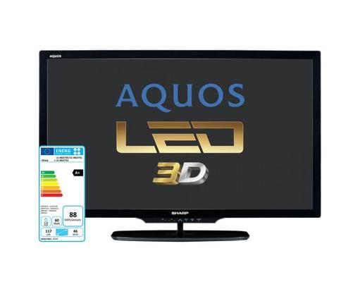 Sharp Aquos LC-46LE732ENET