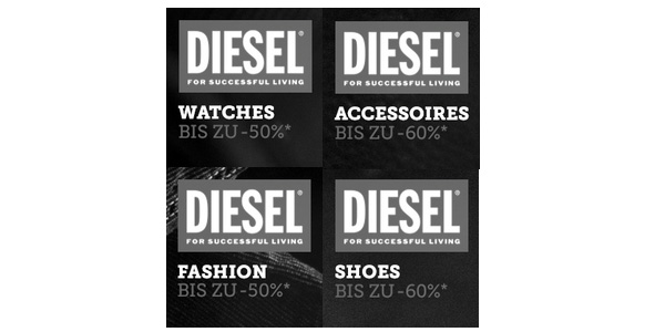 Diesel Sale bis zu 60% günstiger kaufen