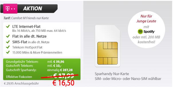 Telekom-Spezial-Comfort-M-Tarif