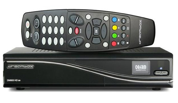 DreamBox DM 800 HD se V2