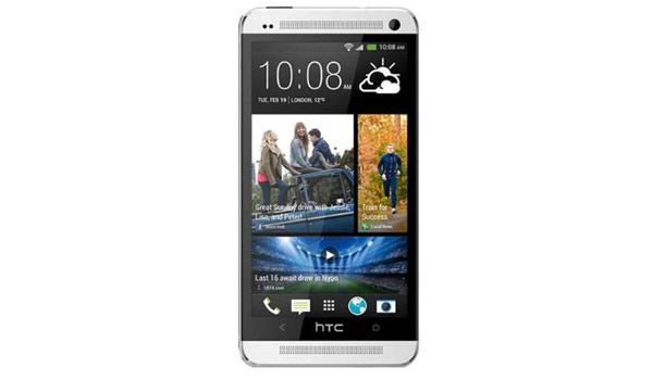 HTC One Silber Smartphone mit BeatsAudio günstiger