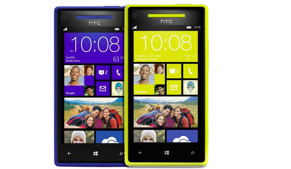 HTC Windows Phone 8X Smartphone günstiger
