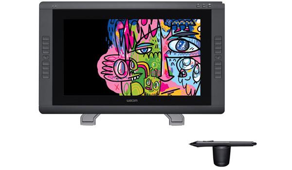 Wacom Tablet und Grafikdisplay günstiger