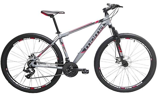 günstiges Mountainbike von MOMA Bikes