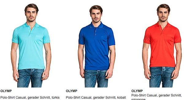 Olymp Hemd Polo Pullover günstiger kaufen