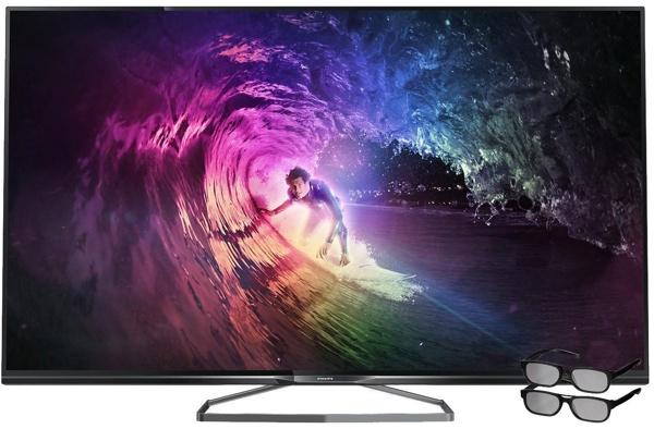 Philips 40PUK6809 günstiger 40 Zoll 4k Fernseher