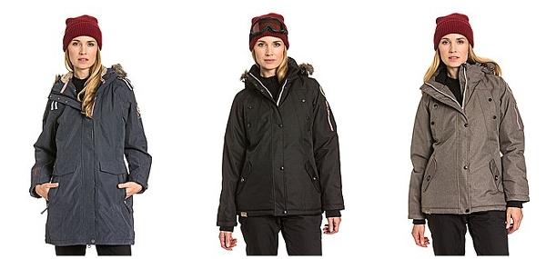 Killtec Winterbekleidung für Frauen, Männer und Kinder 50% günstiger