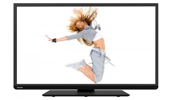 Toshiba 40L3443 günstiger 40 Zoll LED Fernseher unter 300 Euro