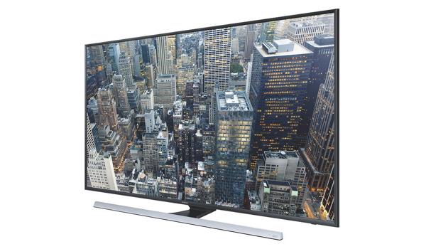 Ultra-HD 4k 3D UHD Fernseher 55 Zoll von Samsung