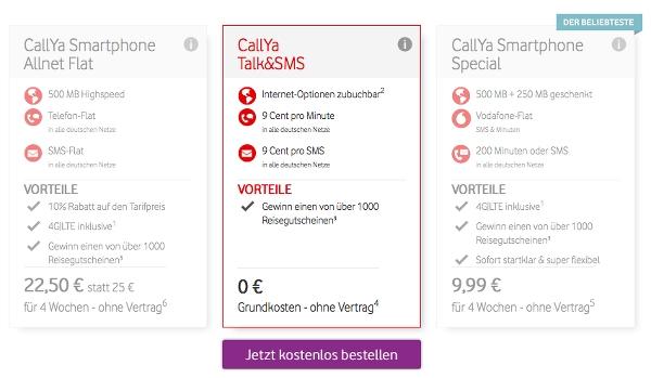 Vodafone Prepaid Karte Kostenlos.Gratis Prepaid Karte Von Vodafone Ohne Anschlußkosten