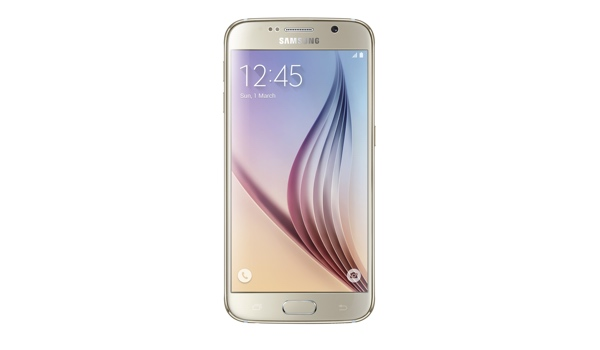 Samsung Galaxy S6 32GB in Gold unter 400 Euro