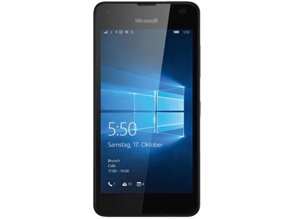 5 Zoll Smartphone bis 100 Euro MICROSOFT Lumia 540