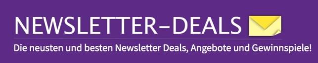 newsletter-deals.de Angebote, Deals, Schnäppchen und Gewinnspiele