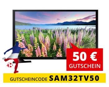 Samsung  UE-32J5000AWXZ 32 Zoll Full-HD Fernseher unter 200 Euro