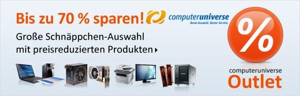 computeruniverse.net neuer Gutschein Rabattaktion