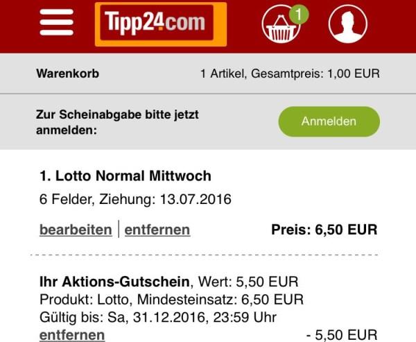Tipp24.com günstig Lotto spielen
