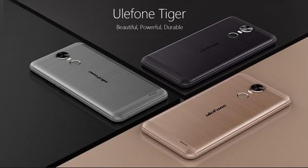 Ulefone Tiger 4G 5,5 Zoll Smartphone bis 100 Euro