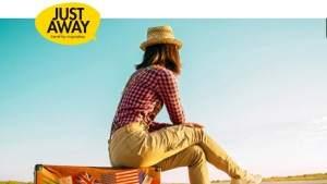 Just Away neuer Gutschein und Rabatt Urlaub