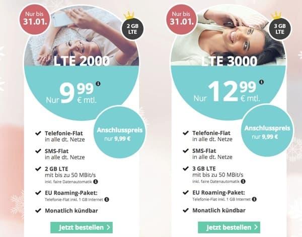 premiumSIM günstiger Handytarif unter 10 Euro
